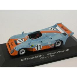 Gulf Mirage Le Mans 1975