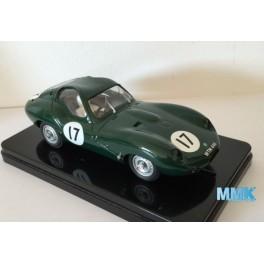 MMK 58 - Lister Jaguar LM 1963