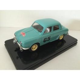 SLOTKLASS-MMK Renault Dauphine winner Monte Carlo