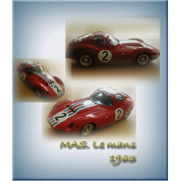 Mase. Le Mans 1963